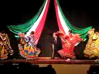 Excellence Playa Mujeres: Mexican Night at EPM