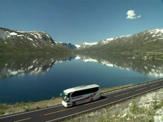 Norwegia: NORWAY. Powered by nature. 5 minutes Widescreen