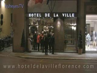 Hotel De La Ville Florence - 4 star Hotels in Florence
