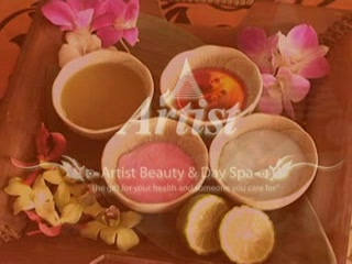 Artist Beauty & Day Spa : Hair Spa Treatment with Herbal Product