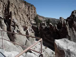 Bandelier National Monument : Bandelier 1