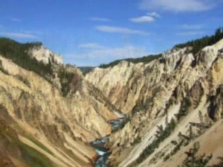 Parc national de Yellowstone, WY : Yellowstone