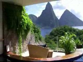 Jade Mountain Resort : Moon Sanctuary JA5