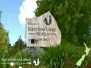 อีเควสเทรน ลอดจ์ โมเต็ล: Equestrian Lodge Motel