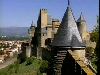 Cité de Carcassonne, France : Carcassonne, France: Castles and Fantasy