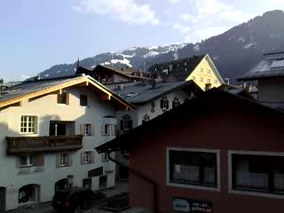 Tyrol Hotel: View from my balcony