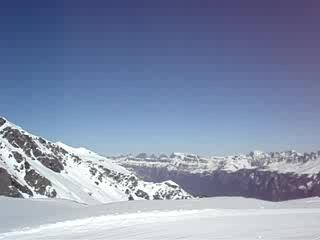 บาดรากาซ, สวิตเซอร์แลนด์: Skiing at Pizol-Bad Ragaz