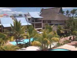 Trou aux Biches: Hotel Le Palmiste