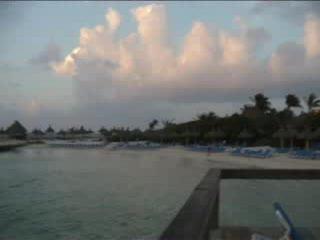 Coba, Mexiko: Gran Bahia Principe Beach
