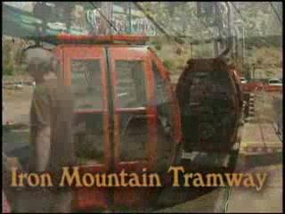 Iron Mountain Tramway at Glenwood Caverns Adventure Park