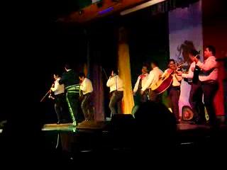 Hotel Riu Playacar: Mariachi Band at Riu Playacar