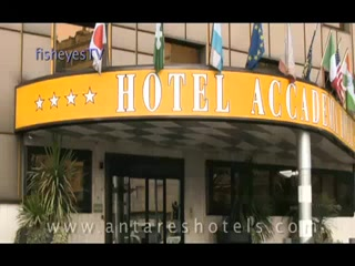Antares Hotel Accademia Milan Italy - 4 star Hotels in Milan