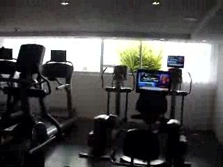 Krystal Grand Punta Cancun: Hotel gym