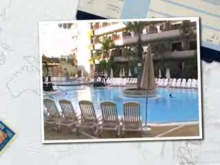 GF Fanabe: Fanabe Costa Sur, Costa Adeje, Tenerife