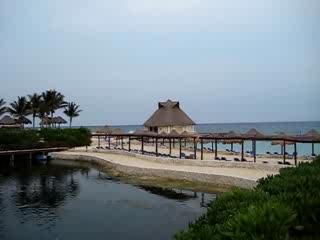 Heaven en Hard Rock Hotel Riviera Maya: North lobby - Aventura Spa Palace