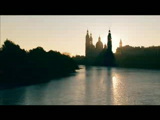 Zaragoza, Spanyol: Promotional Video for the Cultural Capital of Europe Candidacy in 2016