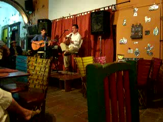 San Miguel de Allende, Mexique : Guitar Players
