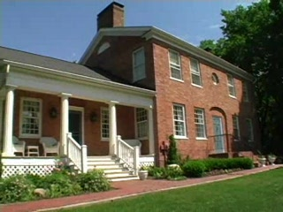 Abner Adams House Bed & Breakfast Inn: Abner Adams House Tour - the perfect quiet get away