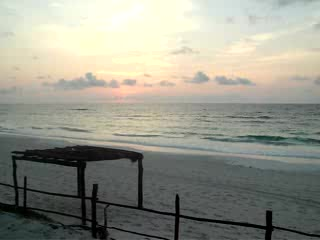 Sunrise from La Ola porch