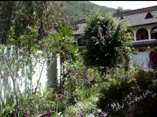 La Petite Auberge: Le Petite Auberge, Banos, Ecuador