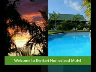 Kerikeri Homestead Motel