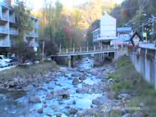 Balcony picture of rocky waters motor inn gatlinburg for Motor lodge gatlinburg tn