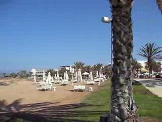 Героскипоу, Кипр: Beach at Athena Beach Hotel