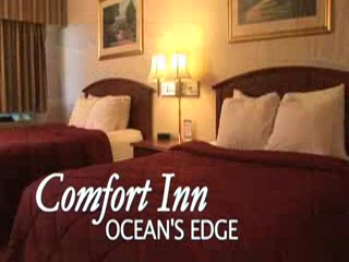 Μπέλφαστ, Μέιν: Comfort Inn Ocean's Edge Belfast Maine