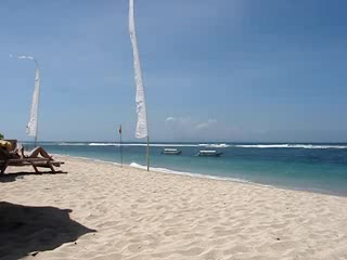 Novotel Bali Nusa Dua Hotel & Residences: Novotel Nusa Dua - great day at the private beach