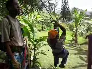 Dennery, Saint Lucia: Rainforest Ziplining