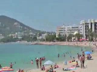 Santa Eulalia del Río, Espagne : Santa Eulalia Del Rio Ibiza
