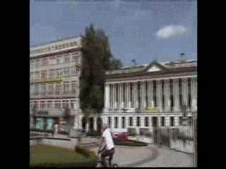 Poznan from XIX century