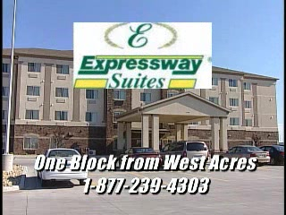 Expressway Suites of Fargo: See it all