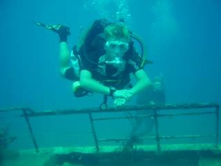 Alpha Divers Dive Centre: Alpha Divers, The best centre for Zenobia Ship Wreck