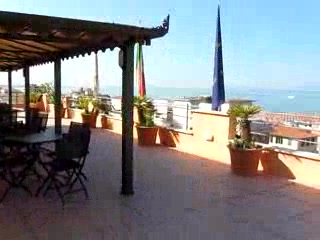 Lido Di Camaiore, Ιταλία: Rooftop terrace