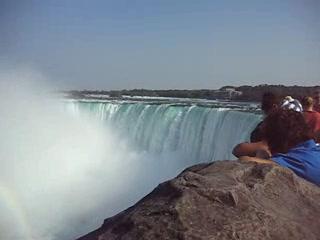 Chutes du Niagara, Canada : Niagara Falls, Canada