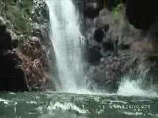 Matava - Fiji's Premier Eco Adventure Resort: Waterfall at Matava
