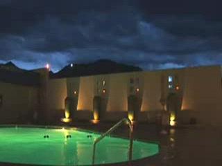 Best Western Plus Boulder Inn: Boulder Inn - directly across from the University of Colorado