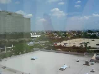Empire Meadowlands Hotel by Clarion: Veiw from window