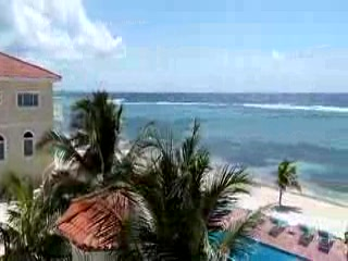 Bodden Town, Grand Cayman : The 360 view from our room
