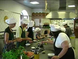 Cooking School La Cucina del Gusto by Chef Carmen: Cooking School Sorrento