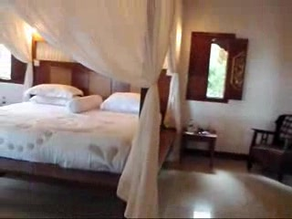 Room 2 at the Puri Mas Boutique Resort & Spa