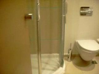 Galaxy Hotel Iraklio: Galaxy Hotel Bathroom