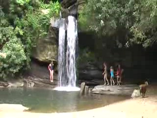 Carolina del Sud: Waterfall Paradise - South Carolina Mountains