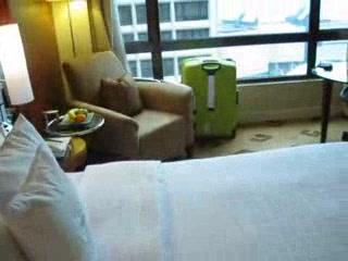 Sheraton Hong Kong Hotel & Towers : My room at Sheraton Hong Kong