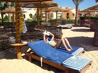 SUNRISE Select Royal Makadi Resort: SRMR Beach