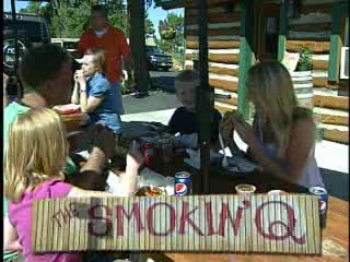 Smokin' Q KRDO Commercial