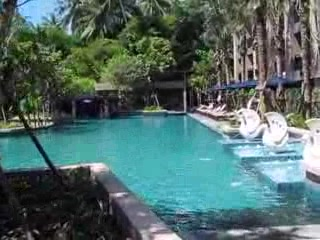 Novotel Phuket Kata Avista Resort and Spa : A video showing a bit of Avista
