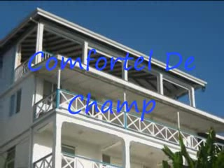 The Champs, Hotel, Restaurant & Bar: Welcome to Comfortel De Champ