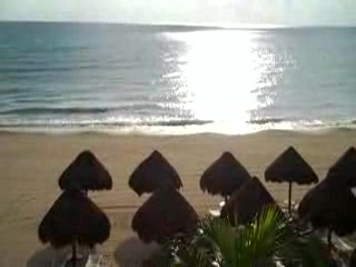Iberostar Grand Hotel Paraiso: Early morning view from 3rd floor oceanfront